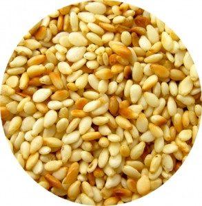 σπόροι σουσαμιού