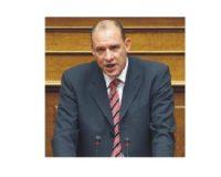 Ερώτηση του Μ. Τζελέπη προς τον υπουργό Σ. Αραχωβιτη