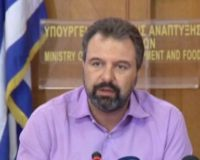 Υπουργείο Αγροτικής Ανάπτυξης: Θέμα συζήτησης οι προκαταβολές προς τους χαλαζόπληκτους και τα ροδάκινα