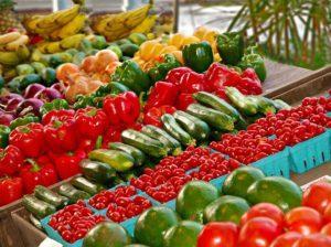 vegetables, marketplace, λαχανικά