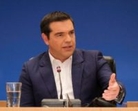 Ο πρωθυπουργός ανήγγειλε Αγροτικό πρόγραμμα επενδύσεων και μεγάλων δημοσίων έργων 900 εκατ. ευρώ