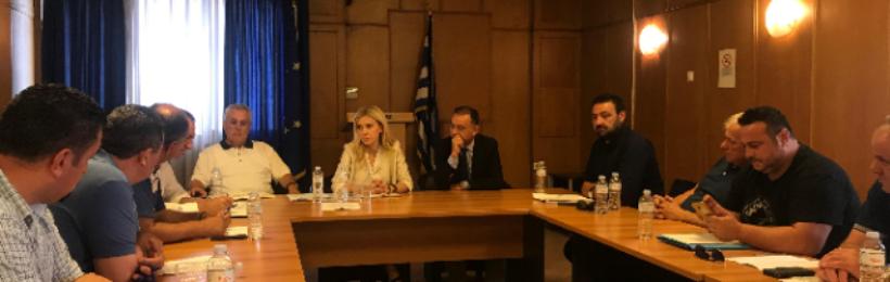 Φωτεινή Αραμπατζή: Στόχος της κυβέρνησης η στήριξη του εισοδήματος των Ελλήνων κτηνοτρόφων