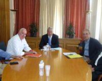 Με επροσώπους των αμπελουργών συναντήθηκε ο Υπουργός Αγροτικής Ανάπτυξης και Τροφίμων, Μάκης Βορίδη