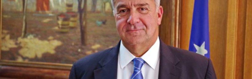 Μάκης Βορίδης: Δίνουμε τη δυνατότητα στους παραγωγούς μας να σταθούν ανταγωνιστικά στο νέο περιβάλλον