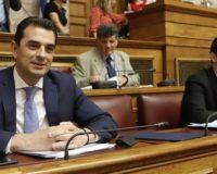 Κώστας Σκρέκας: Η πανδημία του κορωνοϊού έδειξε ότι πρέπει να πάμε σε μια πιο παραγωγική Ελλάδα
