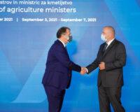 Συμβούλιο Υπουργών Γεωργίας με θέμα: «Διάλογος μεταξύ αγροτικών και αστικών περιοχών»